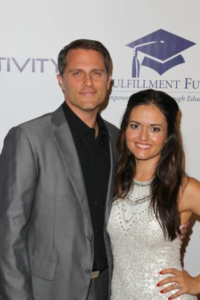 L'actrice s'est remariée en 2014 avec Scott Sveslosky