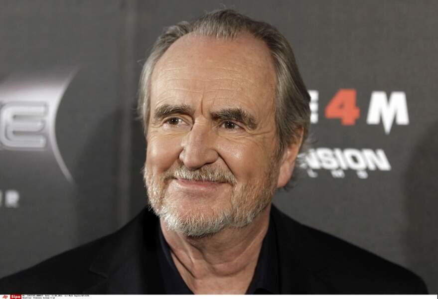 Le maître de l'horreur Wes Craven est décédé à l'âge de 76 ans, des suites d'un cancer du cerveau.