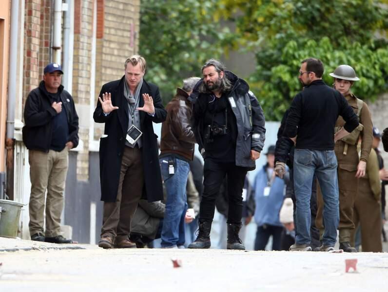 Christopher Nolan (Batman, Interstellar) est à Dunkerque pour tourner son prochain film