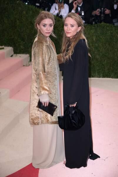 Ashley Olsen et Mary-Kate Olsen : elles respirent la joie de vivre
