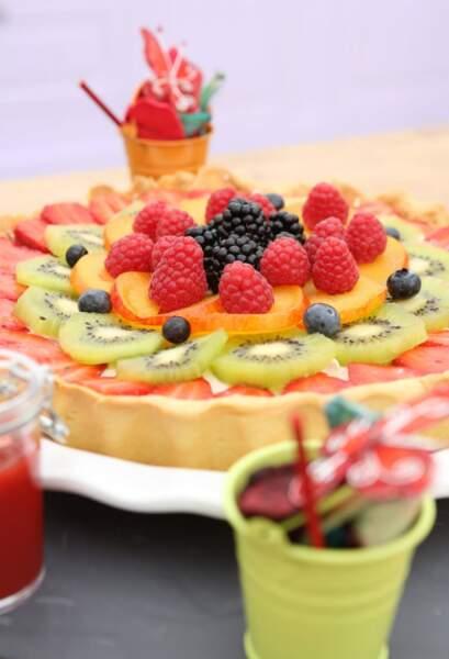 La tarte au fruit est un grand classique