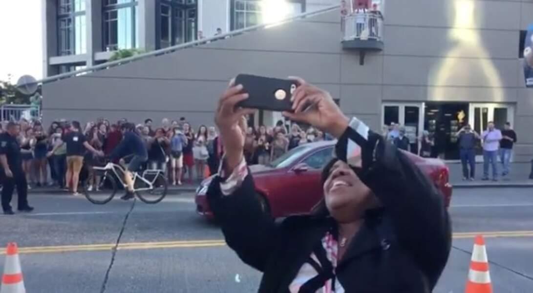 Chandra Wilson (Miranda) s'éclate avec les fans à Seattle !