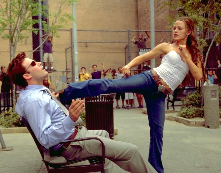 S'ils se rencontrent en 2001, le couple va tomber amoureux en 2003 sur le tournage du film Daredevil