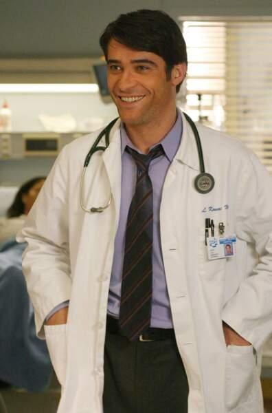 Le sexy docteur Kovac joué par Goran Visnjic
