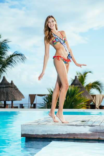 Charlotte Patat, Miss Champagne-Ardenne