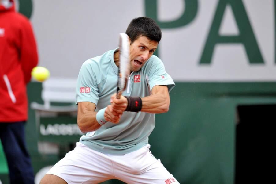 Le numéro 1 mondial, Novak Djokovic a fait son entrée, hier, dans le tournoi de Roland-Garros.
