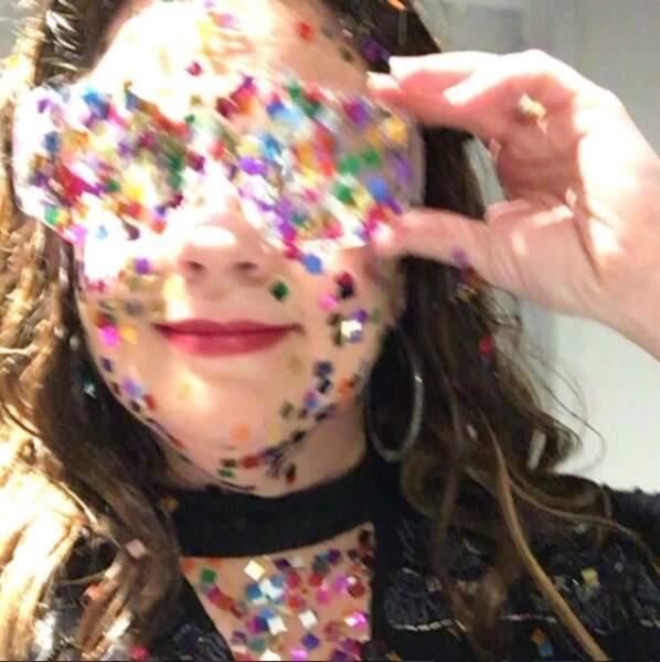 Version confettis !