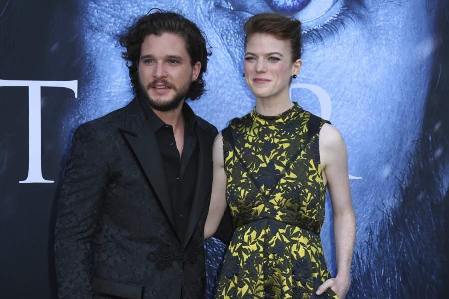 Kit Harington a fêté ses 30 ans en décembre 2016 et a trouvé l'amour grâce à Game of Thrones