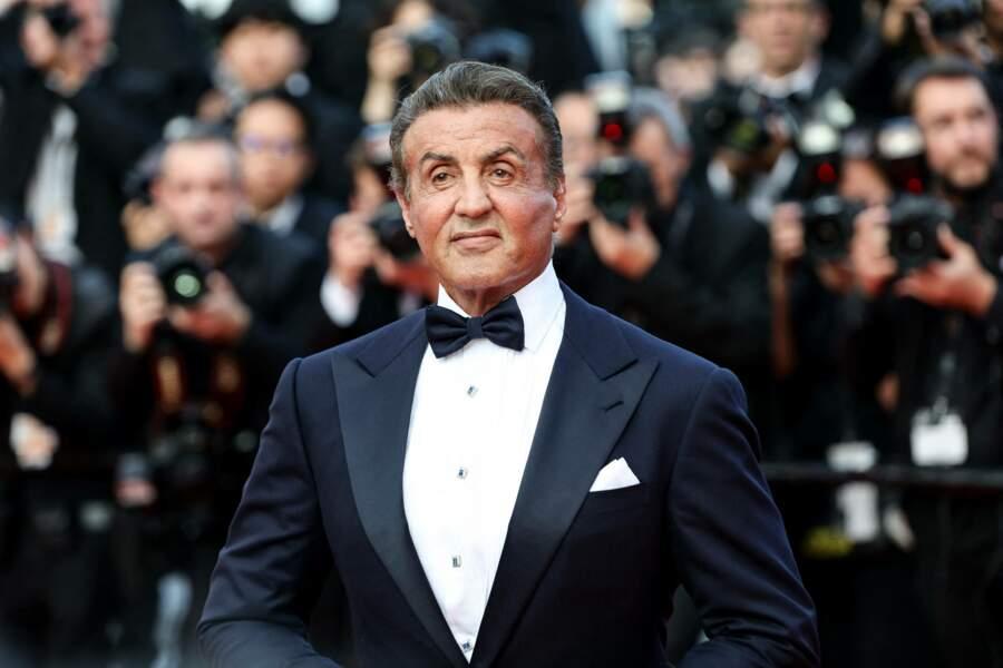 Sylvester Stallone a un interprète très fidèle…
