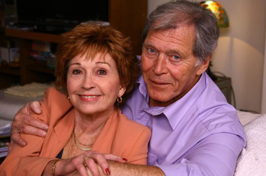 L'actrice Marion Game et Jean-Claude, ensemble depuis 2015.
