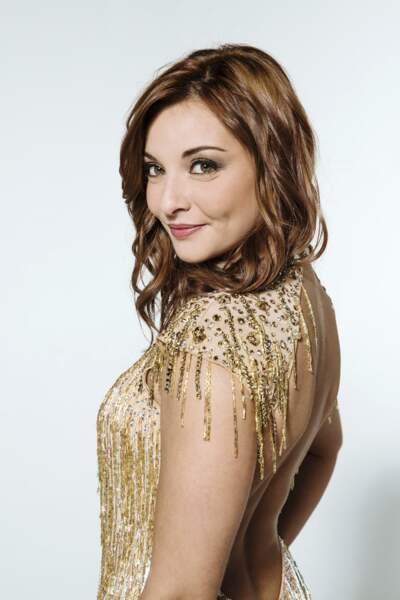 Priscilla Betti, candidate de Danse avec les Stars 6