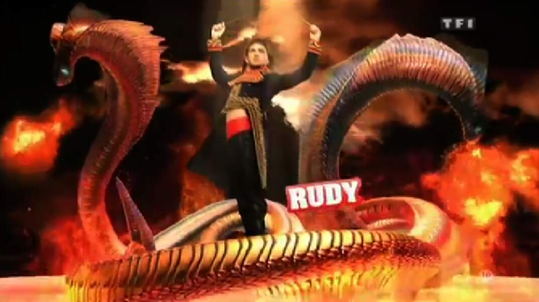 """Rudy (Saison 5). Son secret : """"Je suis mytho"""""""
