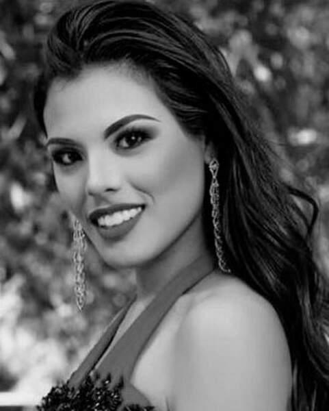 Miss Pérou : Clarisse Uribe