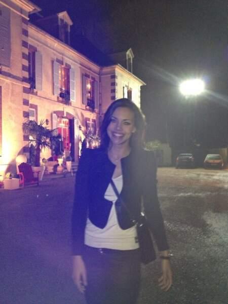 Même Miss France 2013 est passée par le château de la Star Ac'