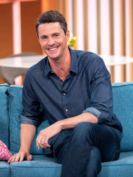 Matthew Goode (A Discovery of Witches, The Crown, Downton Abbey, The Good Wife, Imitation Game, Match Point)