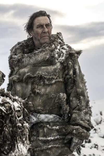 Ciarán Hinds (Mance Rayder)