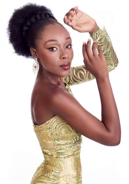 Abena Appiah, Miss Ghana 2014