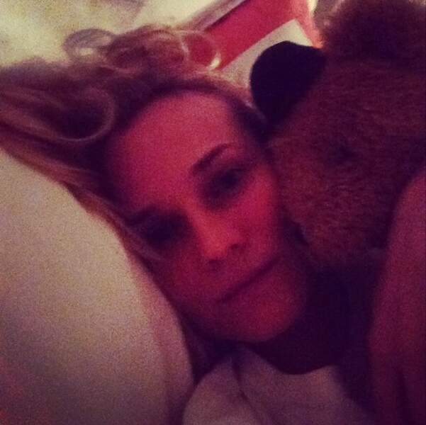 Le saviez-vous, Diane Kruger dort avec un ours en peluche