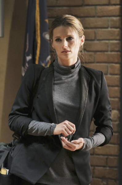 Stana Katic (Kate Beckett)