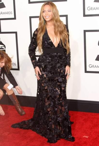 La bomba Beyoncé ! On préférait sa tenue en 2014