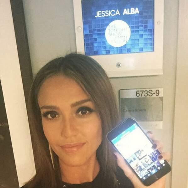 Elle est d'ailleurs à suivre sur son compte Instagram  : @jessicaalba