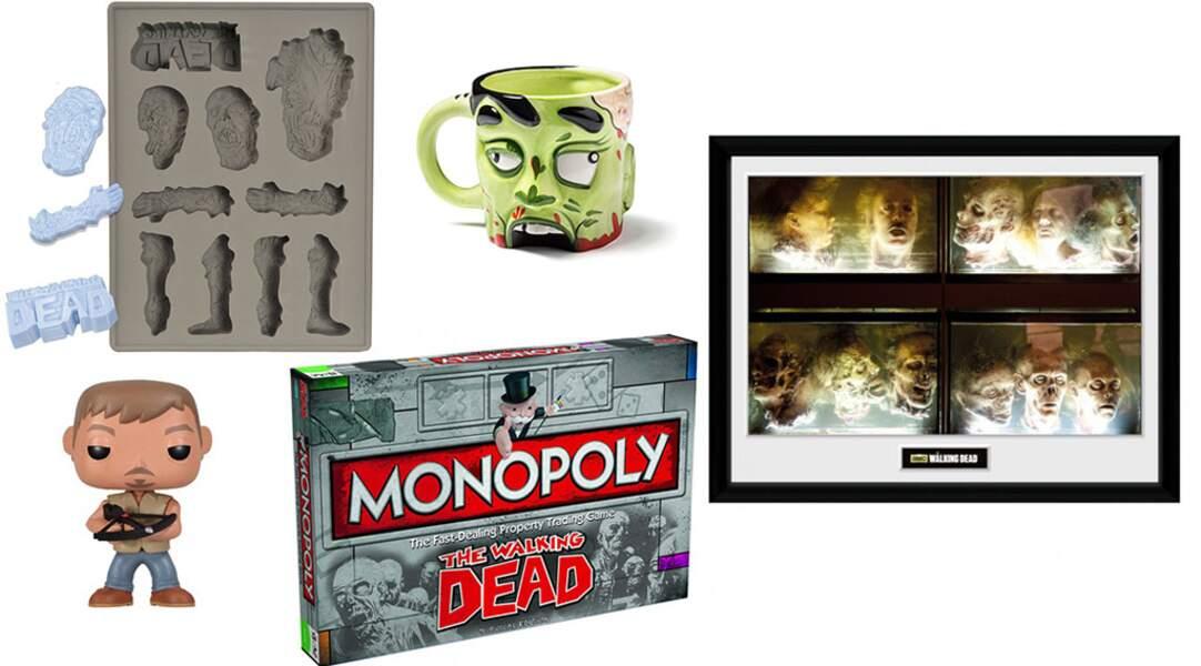 Des cadeaux 100% zombies !