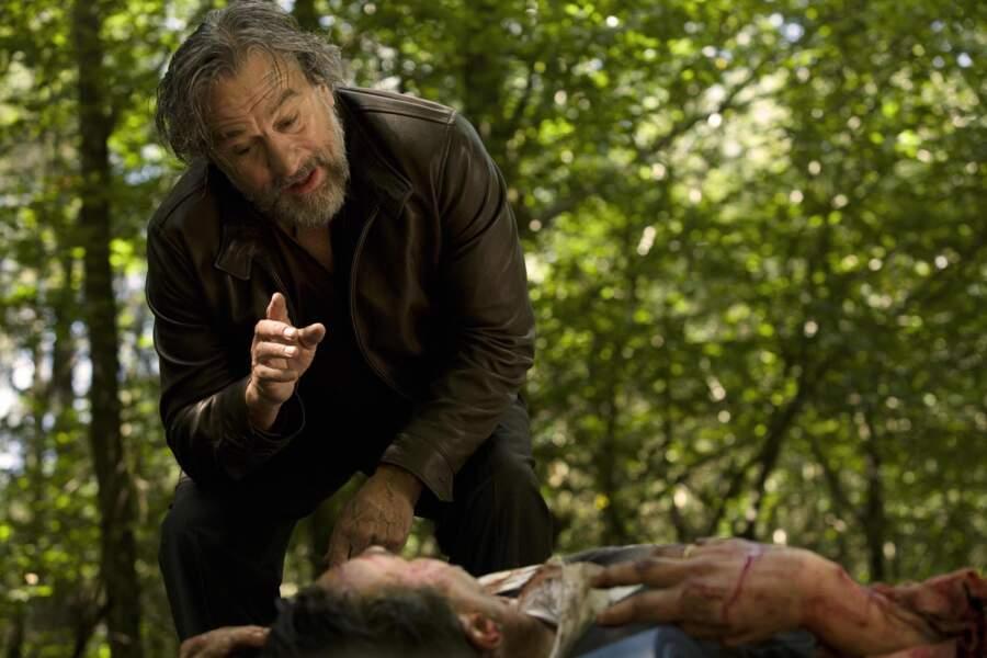 2013 : De Niro en mafieux repenti (ou presque) dans Malavita  de Luc Besson