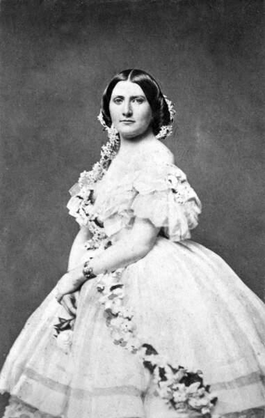 Nièce du président James Buchanan (1857/1861), un célibataire endurci, Harriet Lane a joué le rôle de Première Dame