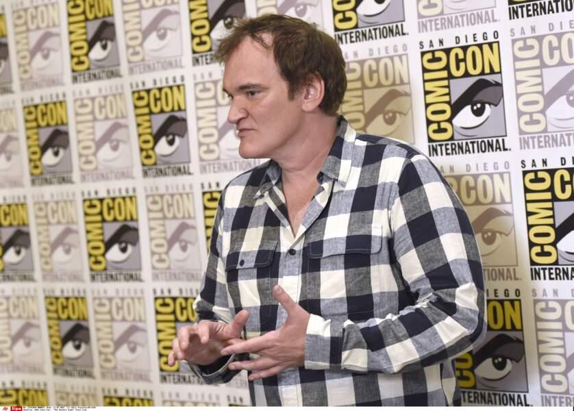 Quentin Tarantino a présenté son nouveau film, The Hateful Eight