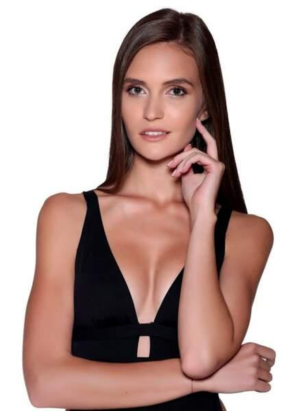 Miss Bulgarie : Kalina Miteva