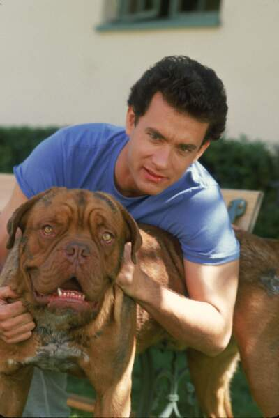 TURNER ET HOOCH, avec Tom Hanks (1989) : un autre duo de flics