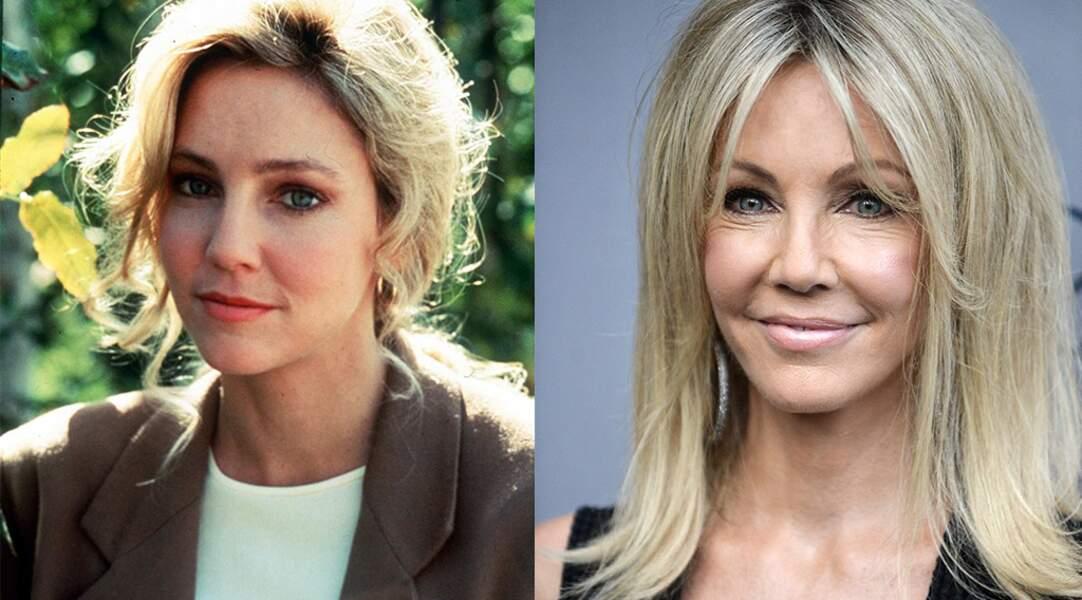 Heather Locklear, actrice emblématique de Melrose Place.