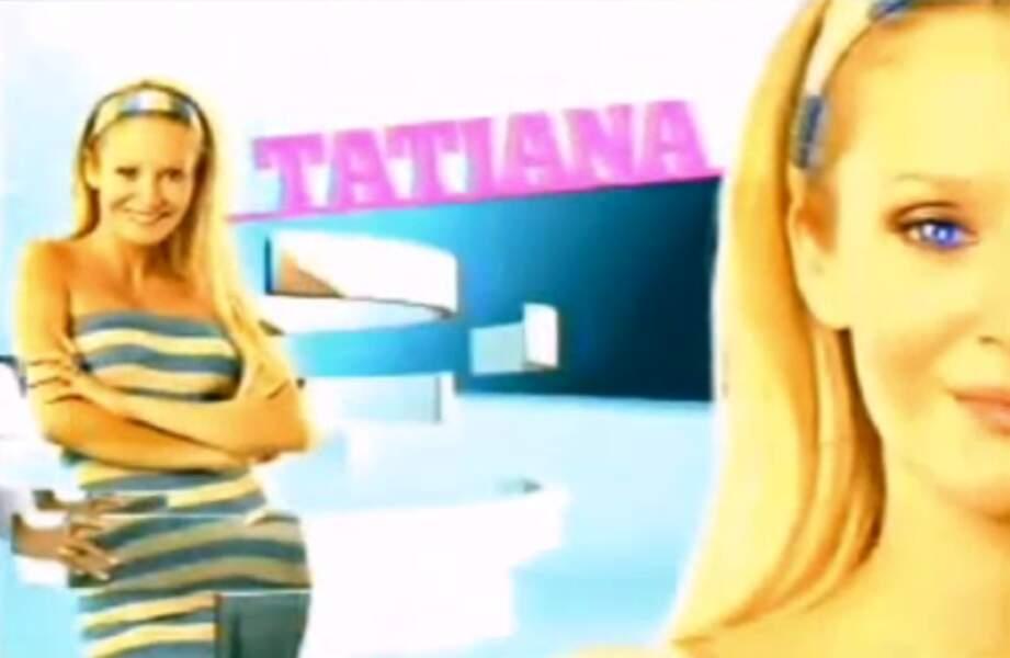 """Tatiana-Laurens Delarue (Saison 1). Son secret : """"Nous sommes mariés"""" (avec Xavier)"""