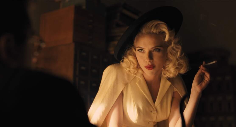 Scarlett Johansson, sexy comme souvent dans Ave, César ! (17/02)
