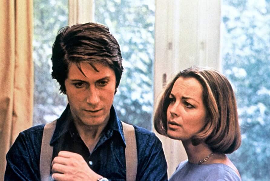 Mais en 1979, coup de foudre entre Romy Schneider et Jacques Dutronc sur le tournage de L'important c'est d'aimer.
