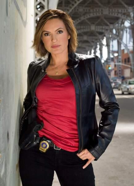 4 - Mariska Hargitay (New York Unité Spéciale) : 400 000 dollars par épisode