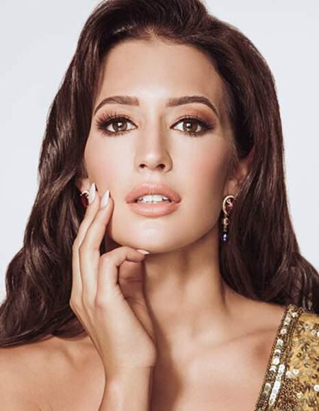 Jaime-Lee Faulkner, Miss Royaume-Uni