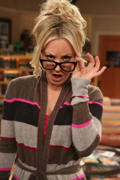 1 - Kaley Cuoco (The Big Bang Theory) : 1 000 000 de dollars par épisode
