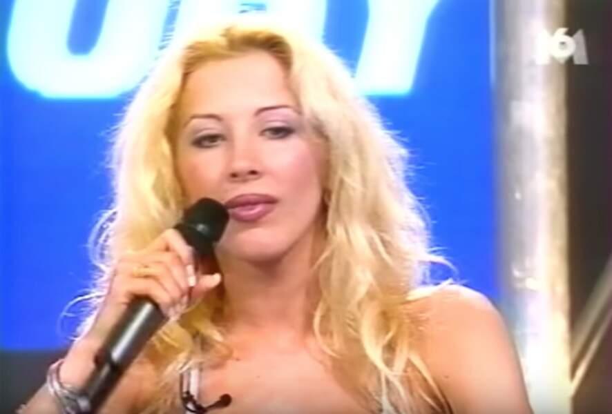 Loana a remporté Loft Sory, la toute première télé-réalité française en 2001