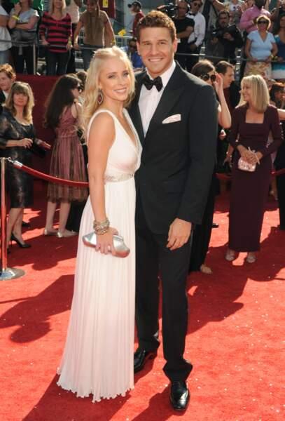 Mais l'infidélité peut aussi renforcer un couple. C'est en tout cas ce qu'affirme l'acteur David Boreanaz.