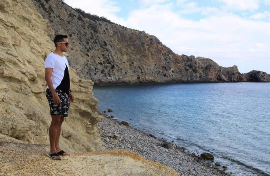 Seul sur le sable, les yeux dans l'eau, Marquinhos is the new Roch Voisine
