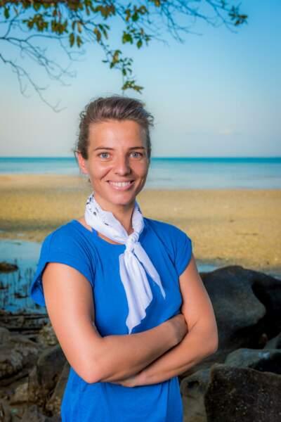 Beryl, candidate de Koh-Lanta : l'île au trésor