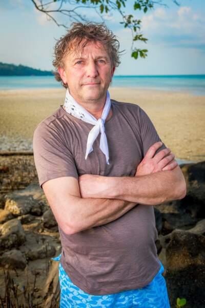 Bruno, candidat de Koh-Lanta : l'île au trésor