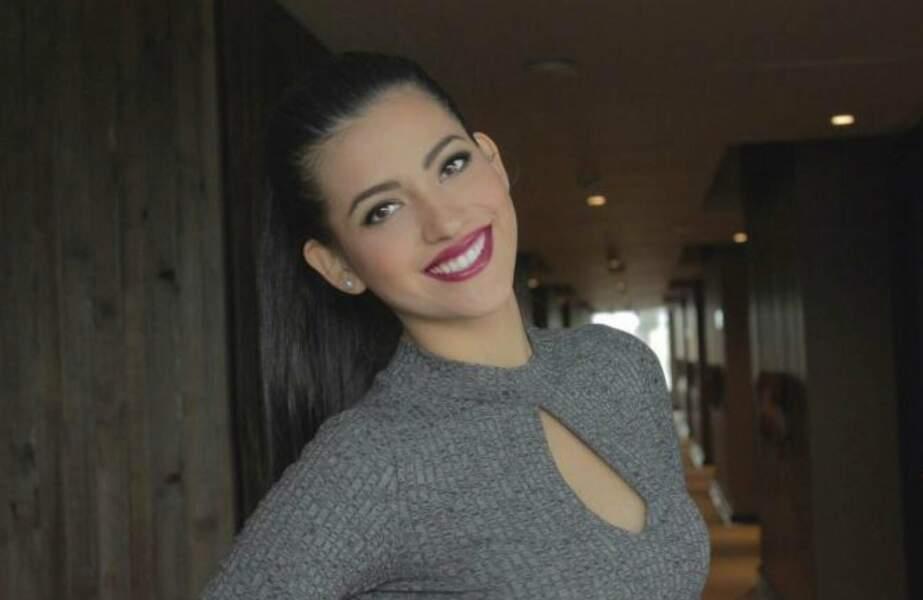 Miss Chili, Antonia Cristal FIGUEROA ALVARADO