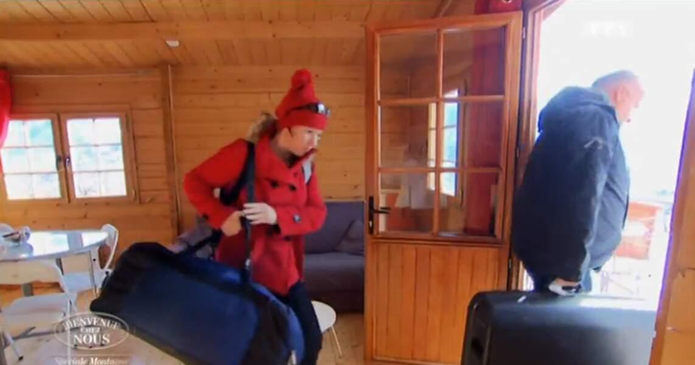 Cette candidate de Bienvenue chez nous est prête pour le ski