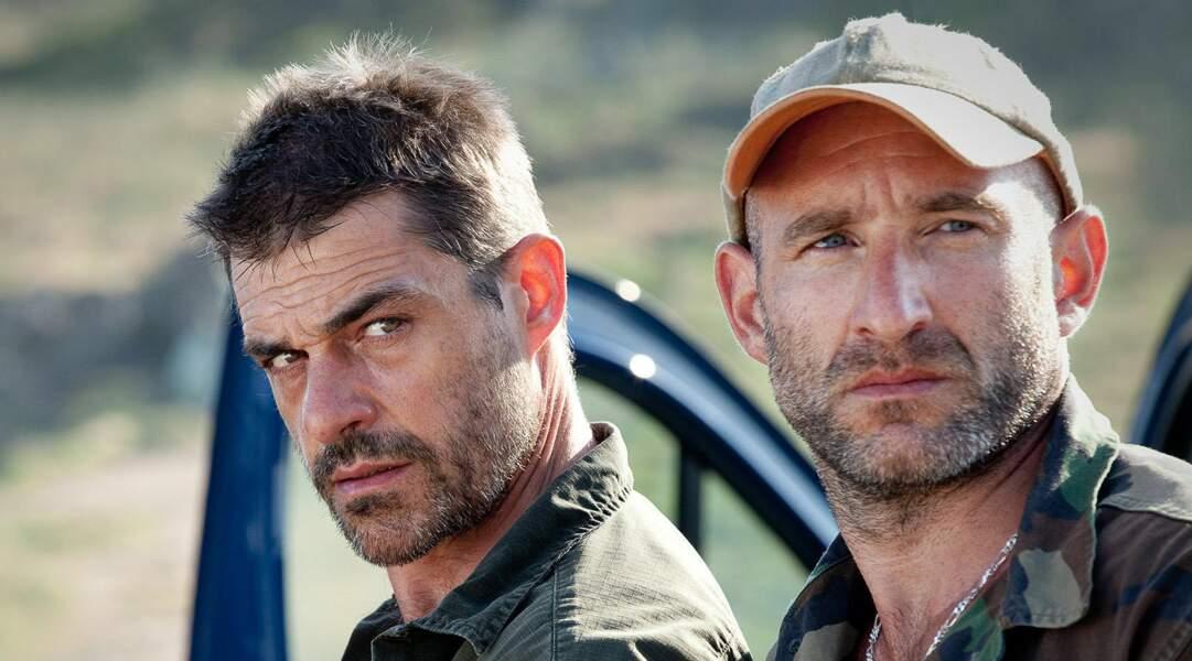 Dans Les Francis (2014), il interprète un Corse violent qui chasse des touristes français sur l'Île de Beauté.