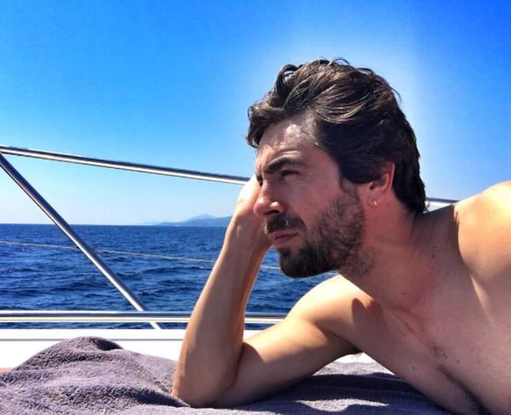 Il fait chaud en Grèce visiblement