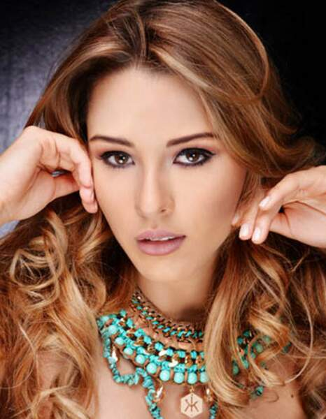 Antonella Moscatelli, Miss Bolivie
