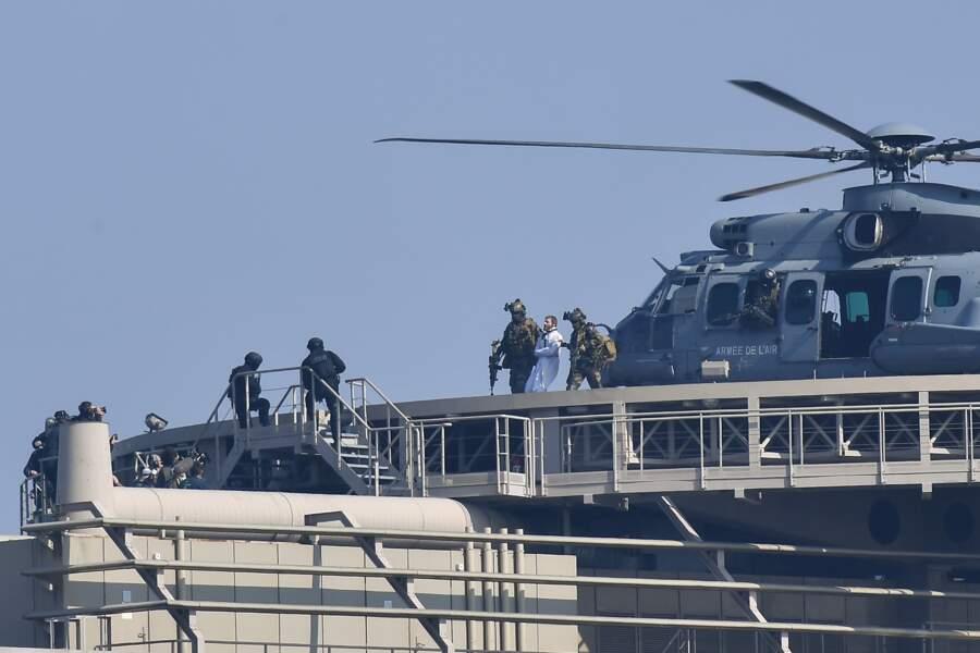 Pour ses scènes en hélicoptère, Tom Cruise s'est préparé pendant un an !