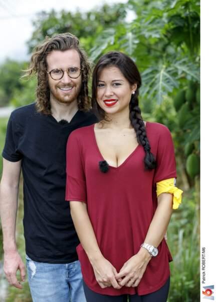 Maxime (27 ans) et Alizée (25 ans), les amoureux BCBG de Neuilly
